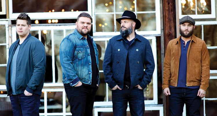 JJ Weeks Band, CCM Magazine - image