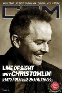 Chris Tomlin, CCM Magazine - image