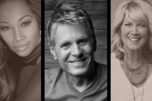 Yolonda Adams, Steve Green, Natalie Grant, CCM Magazine - image