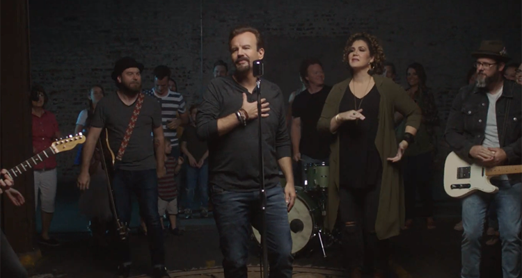 Casting Crowns Music Video For Nobody With Matthew West Ccm Magazine So taken this far, and taken at face value, in terms of the lyrics, it really isn't that wonderful, and although the notion. casting crowns music video for nobody